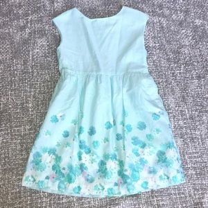 🌺 GAP KIDS summertime dress